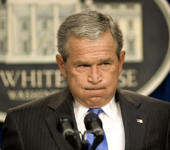 President bush ass hole picture 947